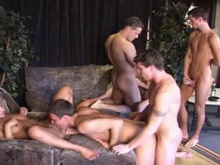 Bisexual Pool Soiree