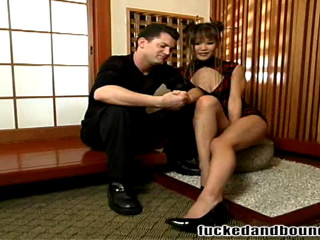Fucking in the Dojo Chris Cannon Mia Smiles - BDSM,Humiliation,Torture HD 720p