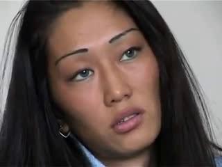 Mongolian Damsel Ass fucking Bitch