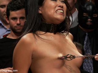 Super-cute Chinese Model Disgraced