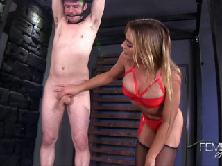 Blaire Williams Flogging Boy