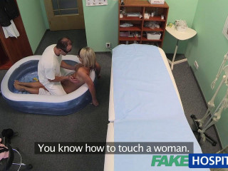 Patient is pregnant with doctors seed