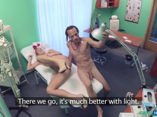 American doctor pummels mind-blowing nurse
