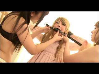 Hibiki Otsuki Yui Hatano - Torment Penalty Anal invasion Peeing Kick 3 Hours