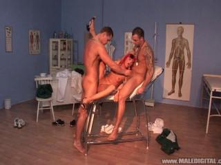 Bisexual Creampie Clinic vol.1