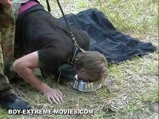 German Soldier Penalty (Spanking DVD)