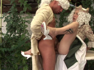 Xxx outdoor pummel
