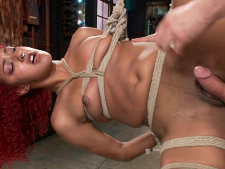 Super-hot Newcummer is Savagely Plowed Daisy Ducati  - BDSM, Humiliation, Torment HD 720p