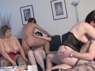 Mature Party part 1