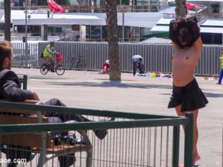 Fugitive Biker Bar Gets Serviced! - Part 2