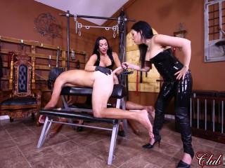 Borrowing A Slave's Bootie