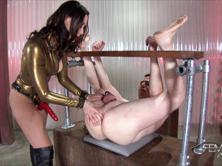 Chanel Preston - Popping His Virgin