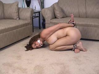 Restrain bondage Interview