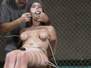 Riley Jane Ziptied part 2