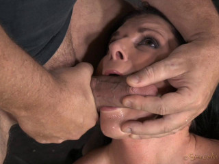 India Summer bound, ragdoll plowed sans mercy, brutal gargle and numerous orgasms!