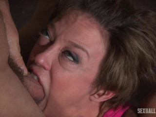 Dee Williams Demonstrates Off Incredible Beef whistle Gargling Abilities in Restrain bondage and is Vibed to Numerous Orgasms!