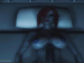 Nurse The Demonic Manmeat
