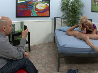 Cuckold husband likes seeing hot Darci Taylor getting smashed