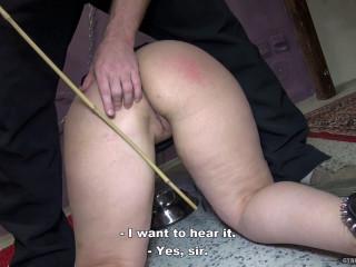 BDSM Model In Torment Pulverize