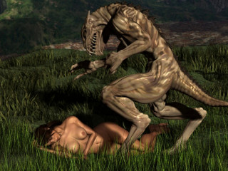 Glide XXX- 3D Alien Pornography Collection