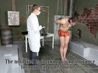 The First Medical Experiment - Part II