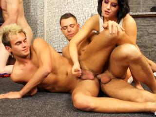 Bisexual Bouncers Part vol.2