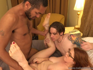 Penny Pax starring in Prepped To Wag