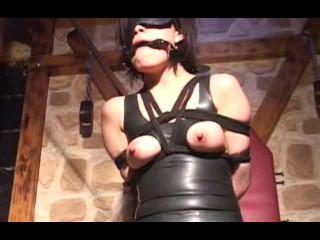 Lovemaking Slave Strapped