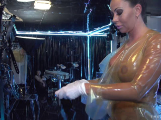 Domina Kate - Spandex sarkopharg part 1