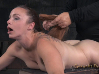 SB - Aug 10, 2015 - Bella Rossi's Rafters showcase proceeds with breathplay raunchy poking and