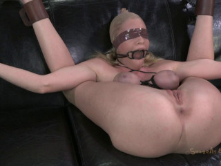 Tied In Leather And Chains