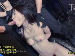 Runa Kobayashi - Special Meat Gimp