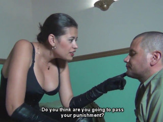 Kalinda - Face Slappig For The Foolish Slave