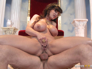 A Dude Has To Satisfy This Nasty Big-titted Girl