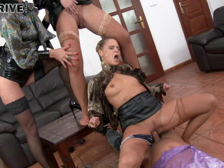 Celine Noiret, Barra Brass, Luci Angel HD
