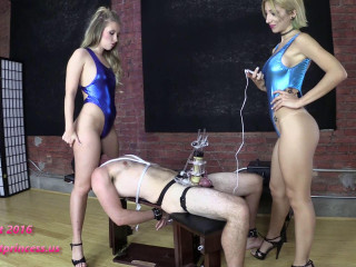 Alexa Rydell And Harley Tens Restrict Studied While Facesat And Milked (2016)