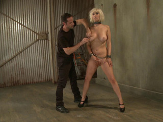 Virgin on the bottom Virgin Ripped Maestro - BDSM, Humiliation, Torment HD 720p