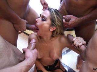 Bianca Hills - Bianca's Weekend Group sex