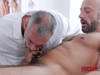 Alberto Esposito and Santi Noguera, Heal me doctor