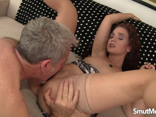 Sable Renae Mature Damsel Getting Humped