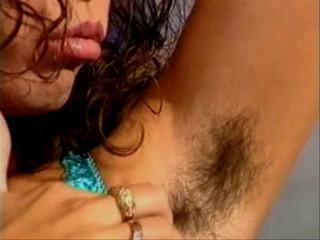 Sandra - Super Hairy Unexperienced