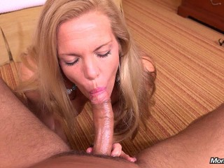 41 year old super-hot nasty mom's very first pornography - E215