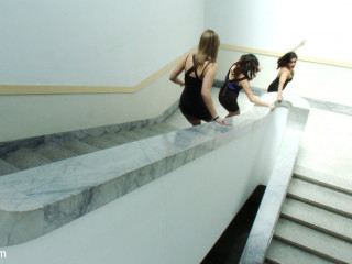 Maitresse Madeline, Goddess Donna and Isis love., grabbed & bound. - The