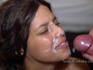 Texxas Bukkake - Adriana