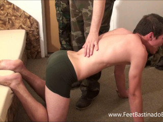 Punishment Of A Military