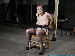 Breast Torture for Riley Jane 1 part - BDSM, Humiliation, Torture HD-720p