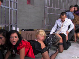 Mad Fuck-fest Soiree - Pussy Jail