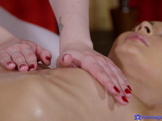 Bambi Joli, Daphne Angel - Russian model's sensuous lezzy lovemaking FullHD 1080p