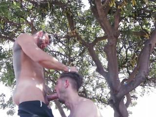 Outdoor Rough Buttfuck