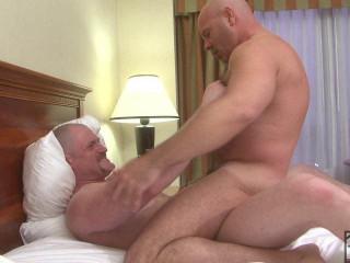 Hot Older Masculine - Buster, Steve Trevor